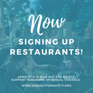 Now Signing Up Restaurants